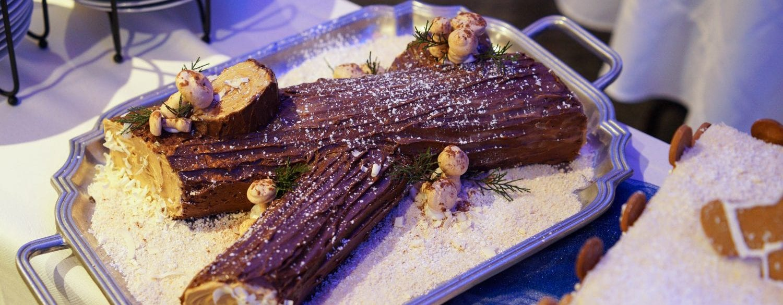 Yule Log   Coho Restaurant Catering